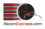 Auto reconditioning logo / Recon Express